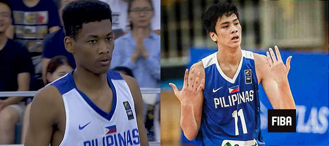 Batang Gilas 20-man pool for the FIBA U18 Asian Championship 2018
