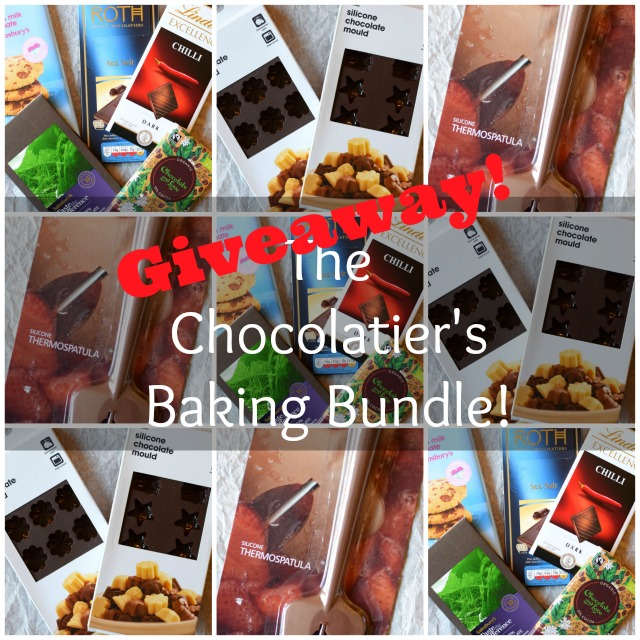 Chocolatier's Baking Bundle!