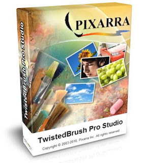 TwistedBrush Pro Studio 23.01 Portable