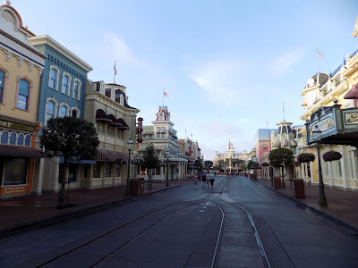 Main Street, Magic Kingdom