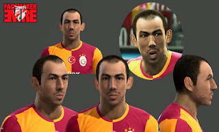 Face: Umut Bulut - Galatasaray, Pes 2013