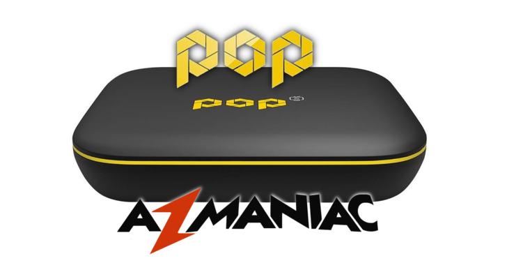 Receptor POP TV Android Smart IPTV