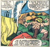 Thor Journey Into Mystery 125