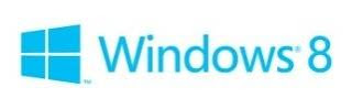 Novo logotipo do Windows 8