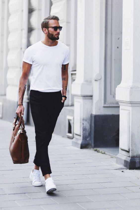 Verão 2018 na Moda Masculina Cores