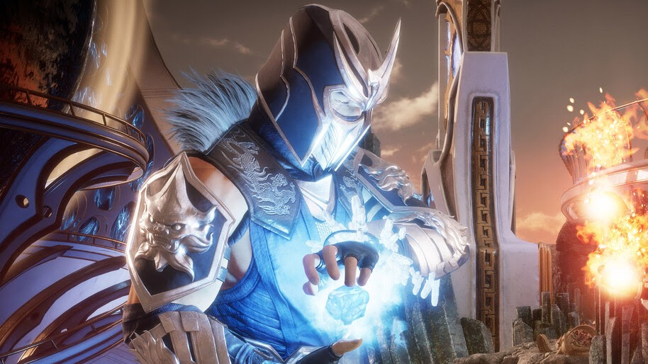 Sub Zero Mortal Kombat 11 Aftermath 4k Wallpaper 3 1914