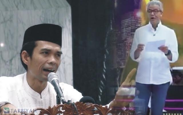 Mengapa Adzan Harus Keras? Ini Jawaban Ustadz Abdul Somad untuk Ganjar