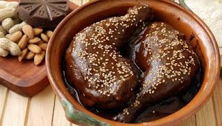 Mole  A Favorite Chocolate Recipe