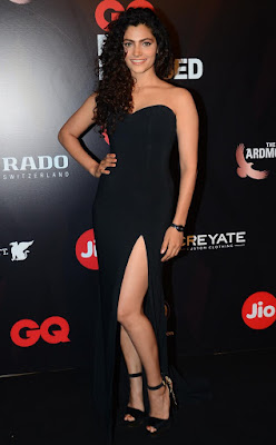 Saiyami Kher GQ Best Dressed Awards 2017