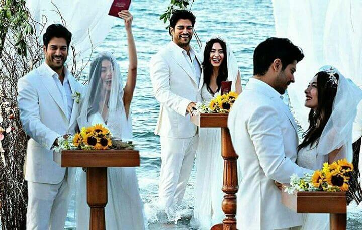 Nunta lui Kemal si Nihan!