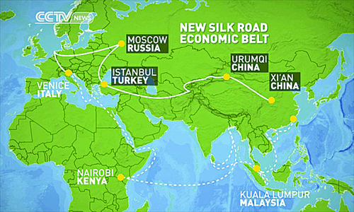 Image result for Beijing's One Belt One Road (OBOR) initiative