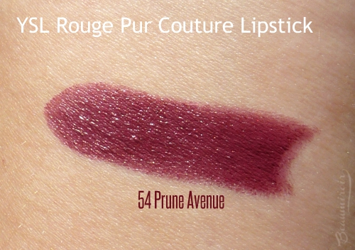 prune avenue swatch