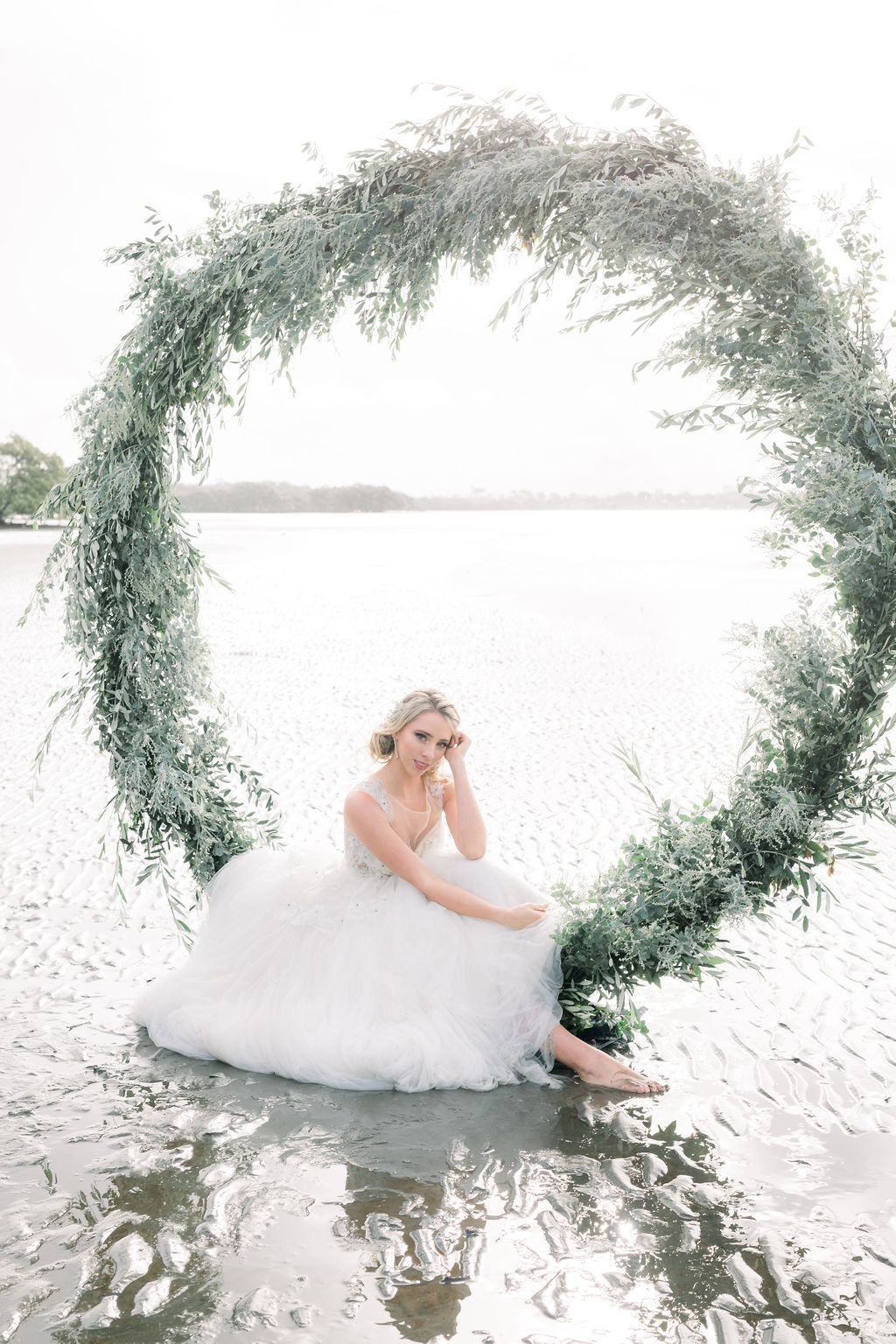 bridal gown australia designer wylde folk studio florals bridal bouquet photography brisbane weddings
