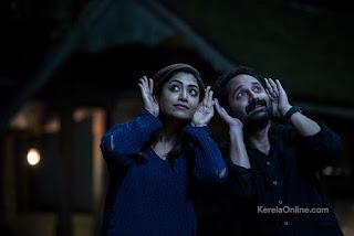 Fahad Fazil and mamtha in cabon movie