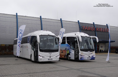 Irizar i6, Irizar i8, Wanicki, TransExpo 2016