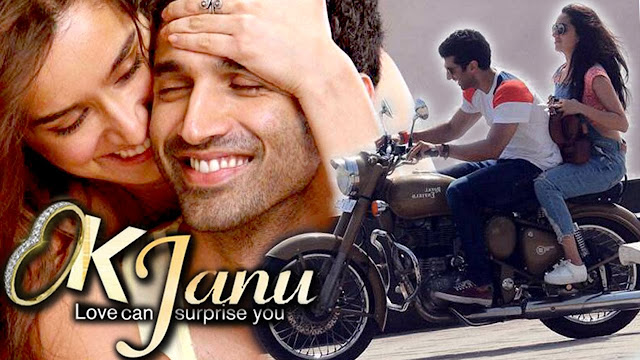 Ok Jaanu Lyrics