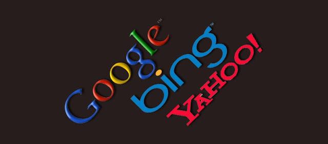 اضافة موقعك الي محركات البحث Google Yahoo Bing