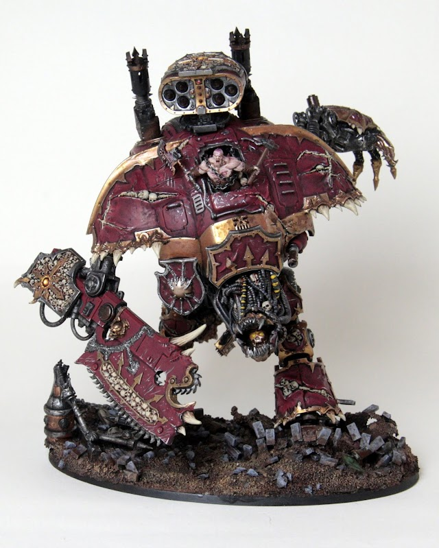 What's On Your Table: Renegade Knight