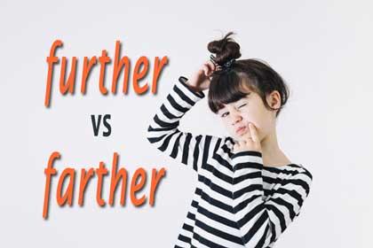 perbedaan further dan farther