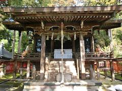 赤山禅院:本殿