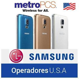 """Liberar Teléfonos con el sistema de bloqueo """"Device Unlock App"""" de MetroPCS"""
