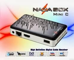 ATUALIZAÇÃO NAZABOX CABLE + E MINI C - 07/12/2016