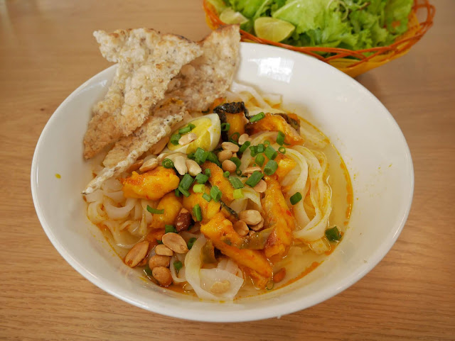My Quang, Specialty of Danang