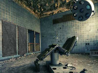 Juego Ruined Hospital Escape 2 Solución