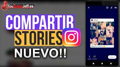 Como Compartir Cualquier Publicación en tus Stories de Instagram