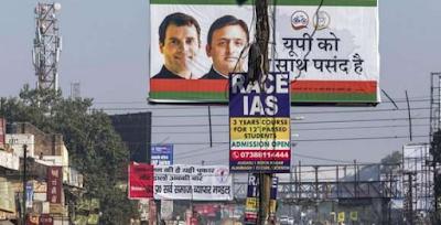 Poster usir warga muslim bertebaran di India