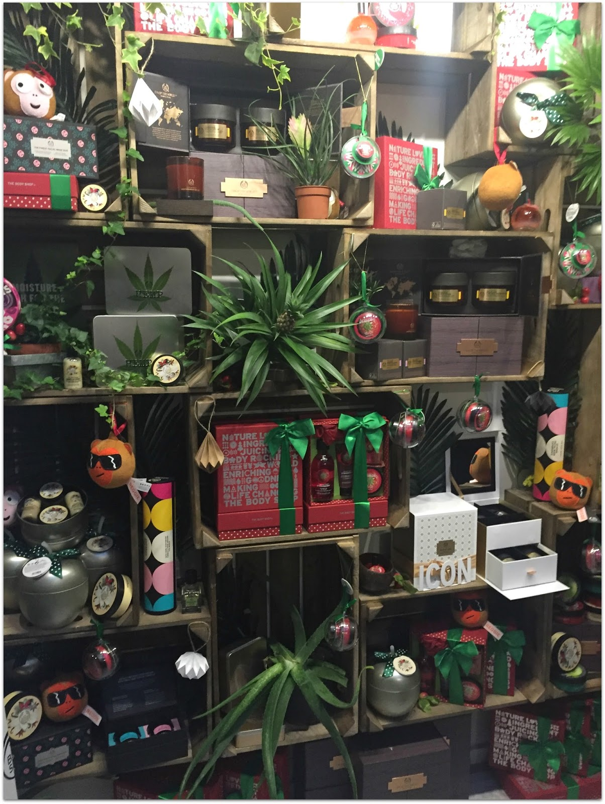 NFP: Top Picks: The Body Shop Christmas Gifts 2016!