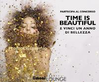 Logo Vinci gratis un anno di Bellezza : gift Card da 1.000 euro