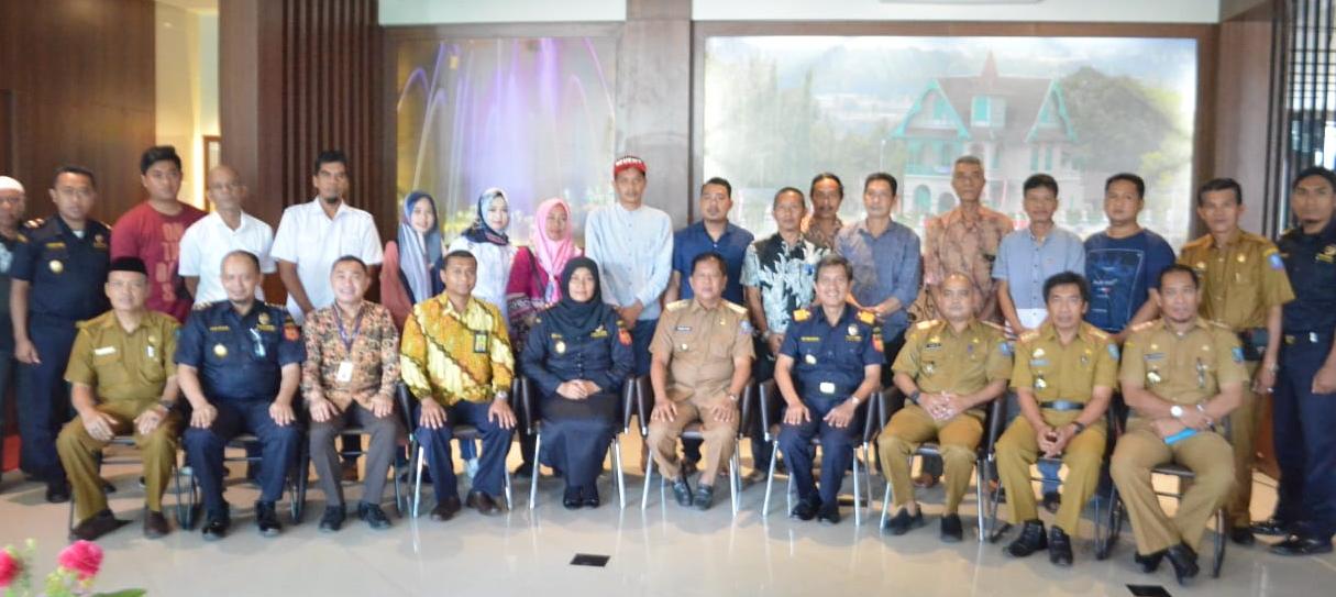 Bupati Kaswadi : Tahun 2018, Soppeng Hasilkan 500 Ton Tembakau