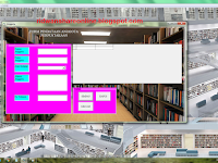 Membuat Program PERPUSTAKAAN Sederhana Di Visual Basic 6.0
