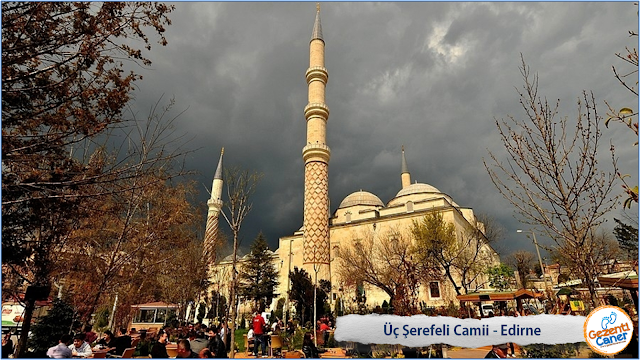 Uc-Serefeli-Camii-Edirne