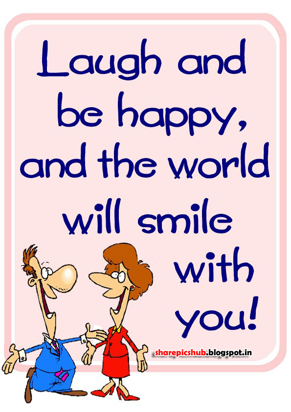 Quotes Smile And Laugh