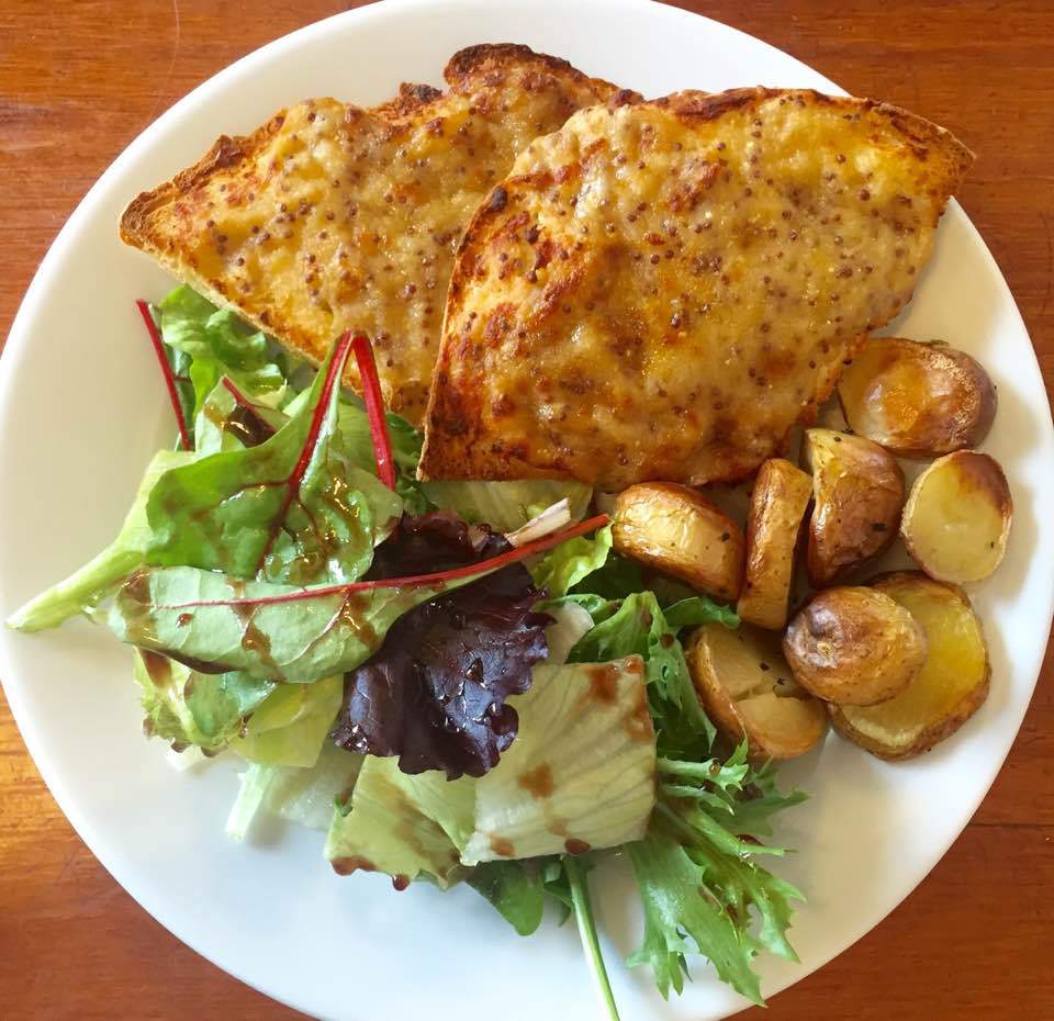 Quilliam Brothers Teahouse | Newcastle - Lunch Menu Review - Geordie Rarebit