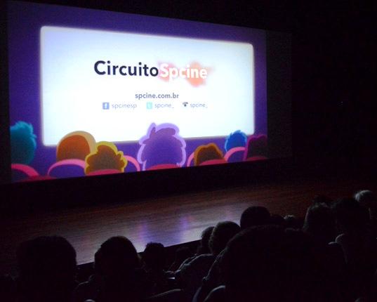 Circuito Sp Cine : Salas de cinema sÃo paulo o cine ipiranga e a mostra