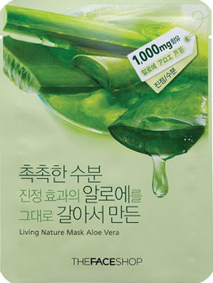 Face Shop masks