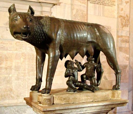 Eccezionale I SIMBOLI DI ROMA | romanoimpero.com GB12
