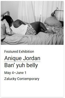 Anique Jordan Ban' yuh belly Exhibition at Zalucky Contenporary, CONTACT Photography 2019