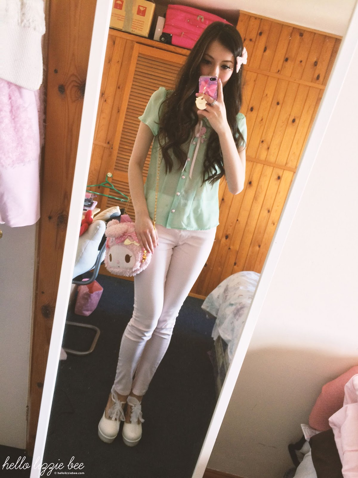 pastel mermaid outfit