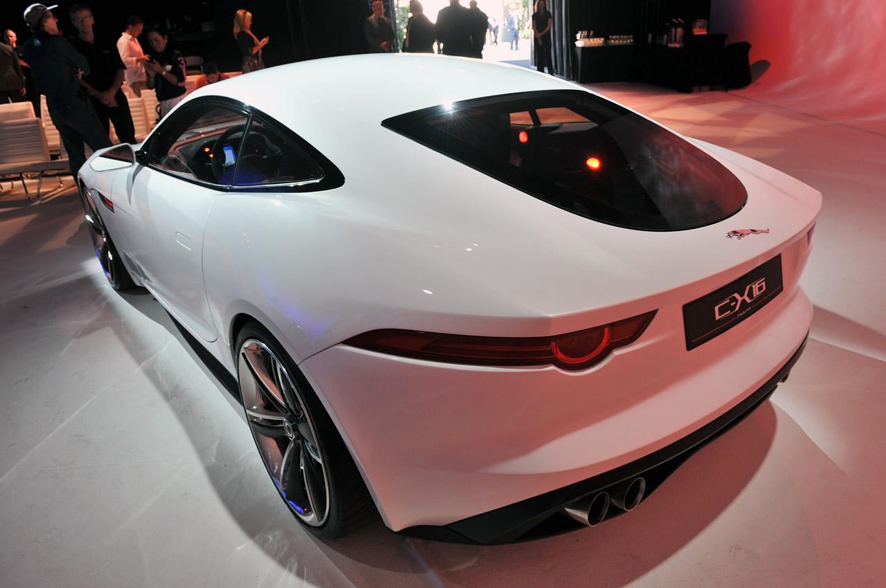 Jaguar C X16 Concept La 2011 Very Closer To Production Cars Planet
