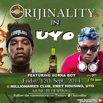Orijin Hits Uyo And Nnewi Next: Join Burna Boy & Phyno As They