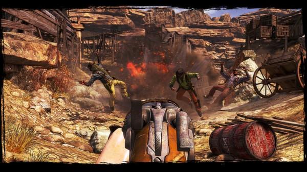 Call of Juarez Gunslinger PC Full Version Screenshot 3