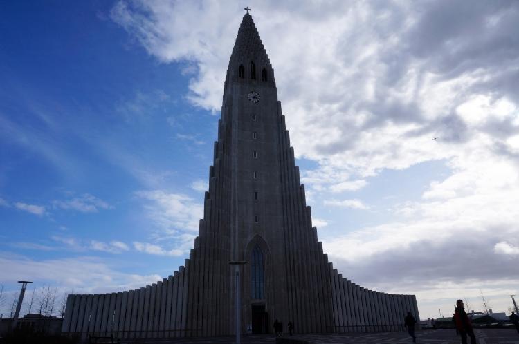 church, Reykjavik, Iceland, Euriental