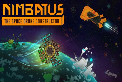 Download Nimbatus the Space Drone Constructor Game For PC