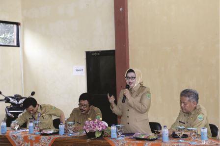 Rapat Koordinasi dan Persiapan Penilaian Pertama (P1) 2016