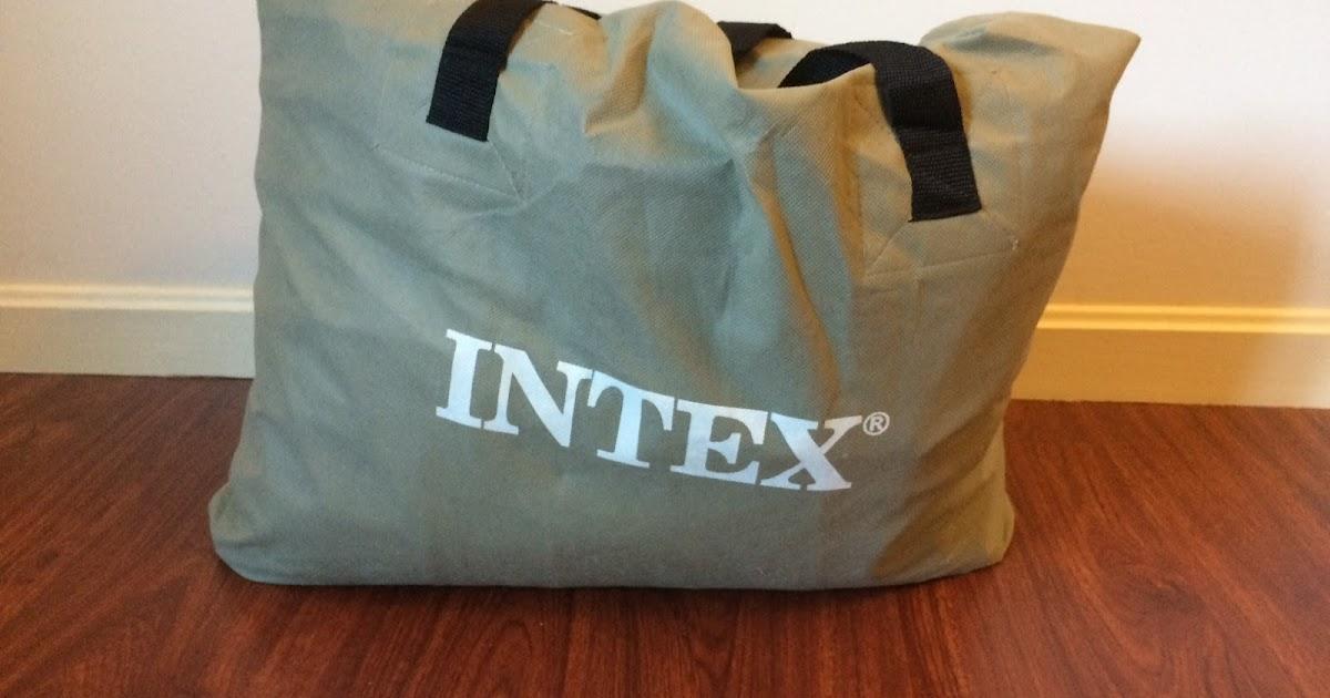 USA Produkttests: INTEX Luftmatratze