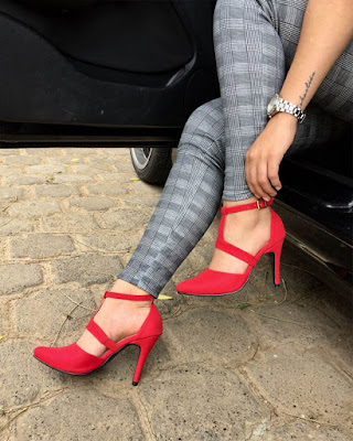 heels red closet elegant trendy
